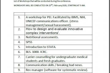 List of workshop for 2nd PH conference1577874413.JPG